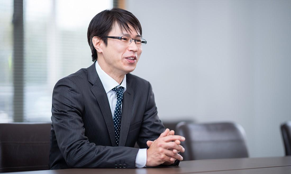 入社5年目 42歳 店長兼商品開発担当